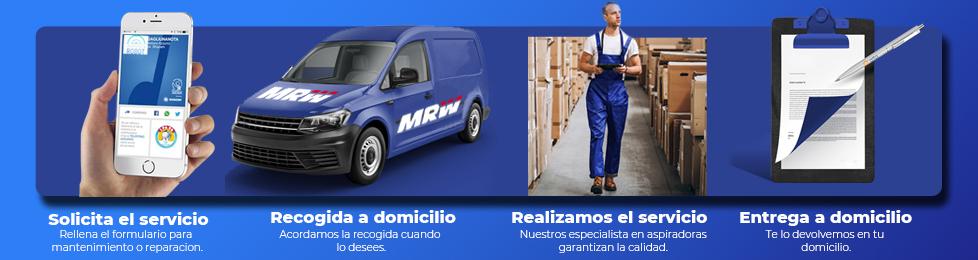 Servicio técnico Roomba en Málaga 1