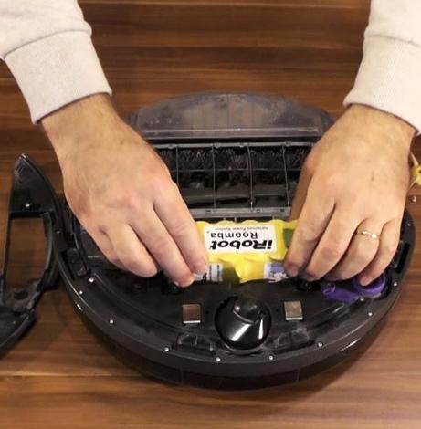 Servicio técnico Roomba en Málaga 3